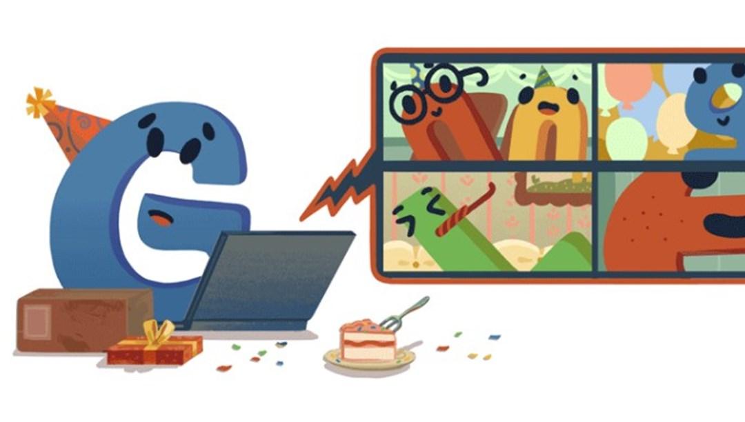 Google ilk ne zaman kuruldu? (Google 22.yaşını kutluyor)