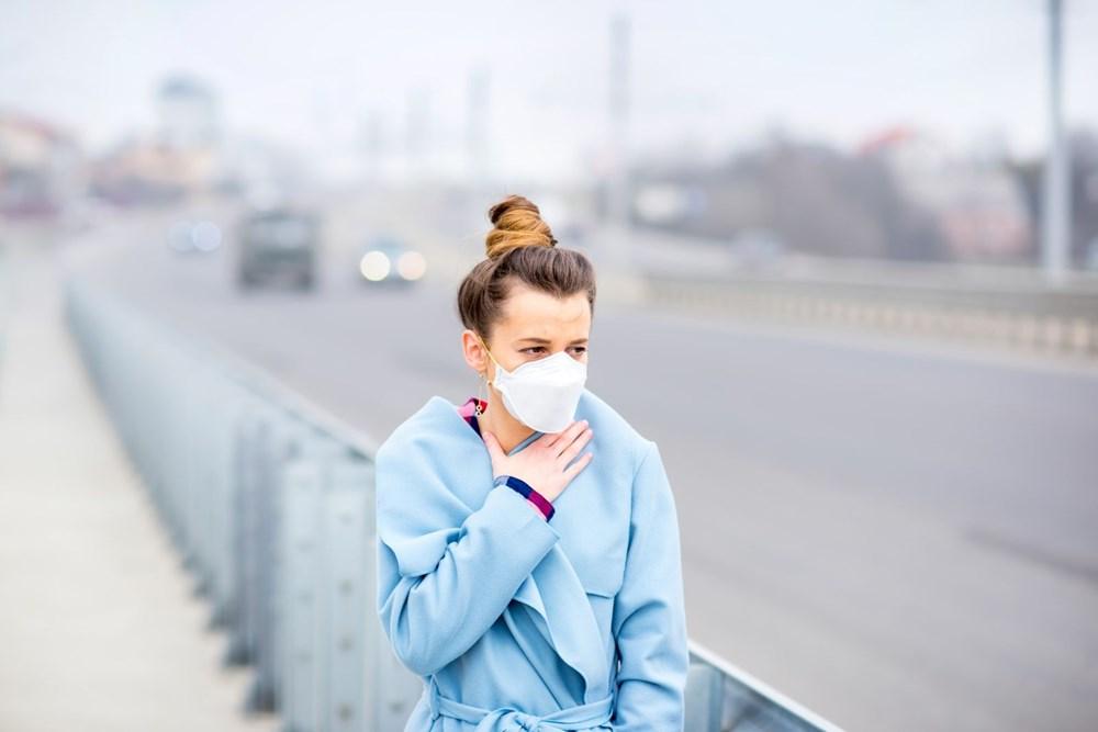 NASA, Covid-19 pandemisi nedeniyle ilan edilen karantinaların hava kirliliğine olan etkisini açıkladı - 2