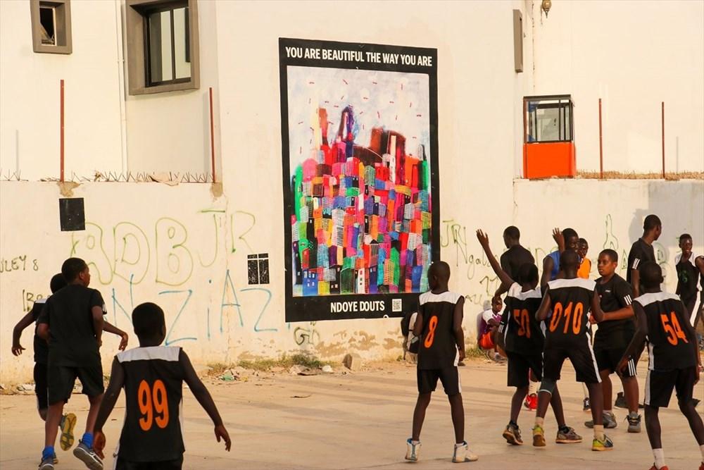 Afrikalı sanatçılar, Olduğun gibi güzelsin isimli çağdaş sanat projesinde birleşti - 6
