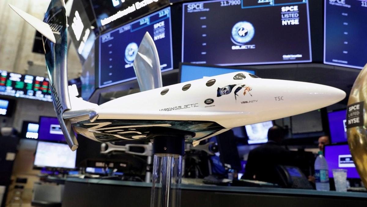 Virgin Galactic uzay seyahati için bilet fiyatlarını açıkladı