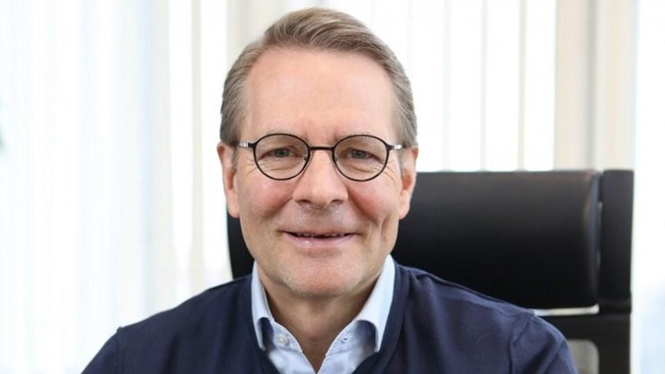 Yeni CEO Ansgar Bornemann