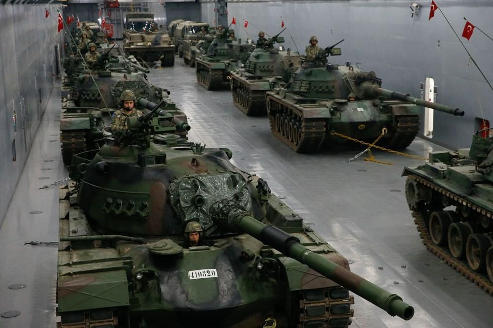Dijital birliğin robot askeri Barkan göreve hazırlanıyor (Türkiye'nin yeni nesil yerli silahları) - 238