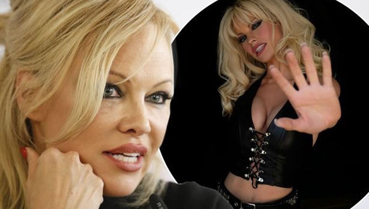 Lily James, Pam ve Tommy dizisinde Pamela Anderson'ı canlandırdı
