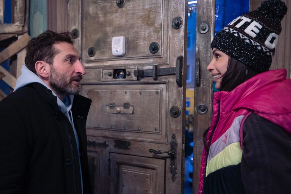 Ezel Akay'ın Osman Sekiz filminin çekim provaları başladı - 2