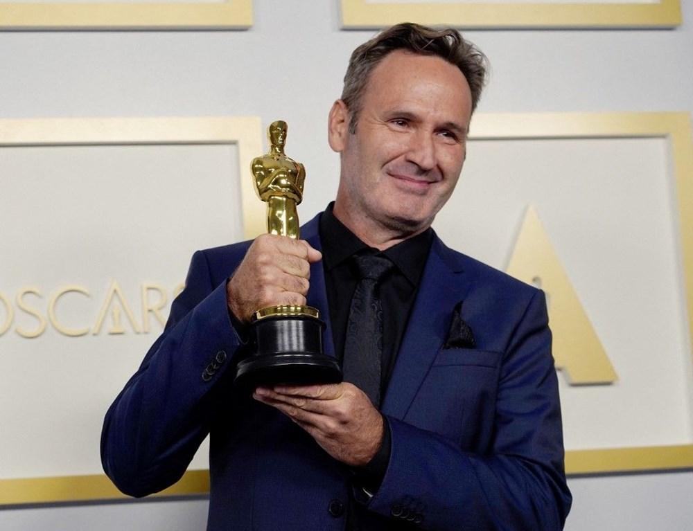 2021 Oscar Ödülleri sahiplerini buldu (93. Oscar Ödülleri'ni kazananlar) - 15