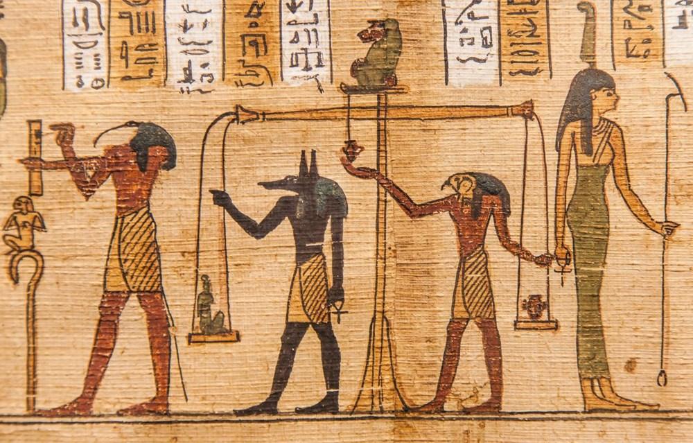 2 bin 300 yıllık bilmece çözüldü: Ölüler Kitabı'ndaki büyüler açığa çıktı - 4