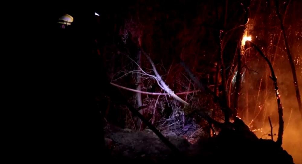 Akdeniz alev aldı: Yunanistan ve İtalya'da orman yangınları sürüyor - 24