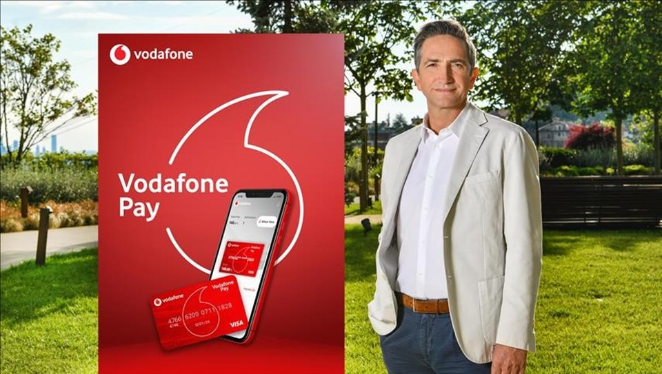 Vodafone Türkiye İcra Kurulu Başkan Yardımcısı Engin Aksoy