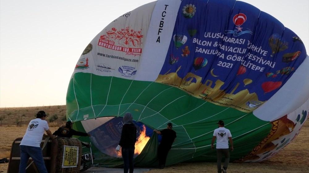 'Tarihin sıfır noktası' Göbeklitepe balonla havadan da gezilebilecek - 4