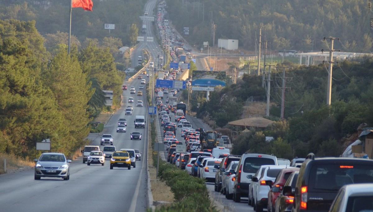 Bodrum'da bayramda nüfusun 1 milyona ulaşması bekleniyor