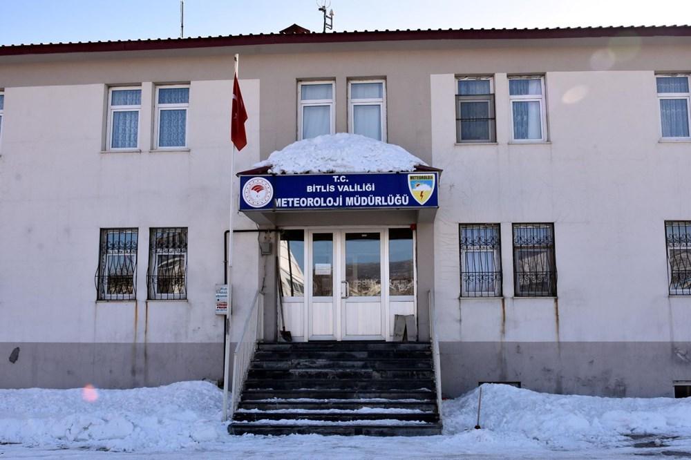 2 yıl önce 9 metre kar tutan Bitlis'te en kurak kış yaşanıyor - 5