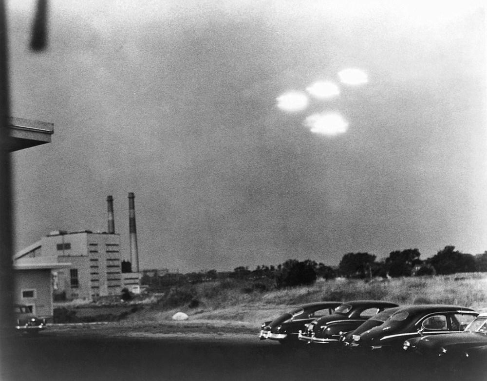 Pentagon'dan 'UFO' raporu (Savaş pilotunun çektiği fotoğraf sızdı) - 19