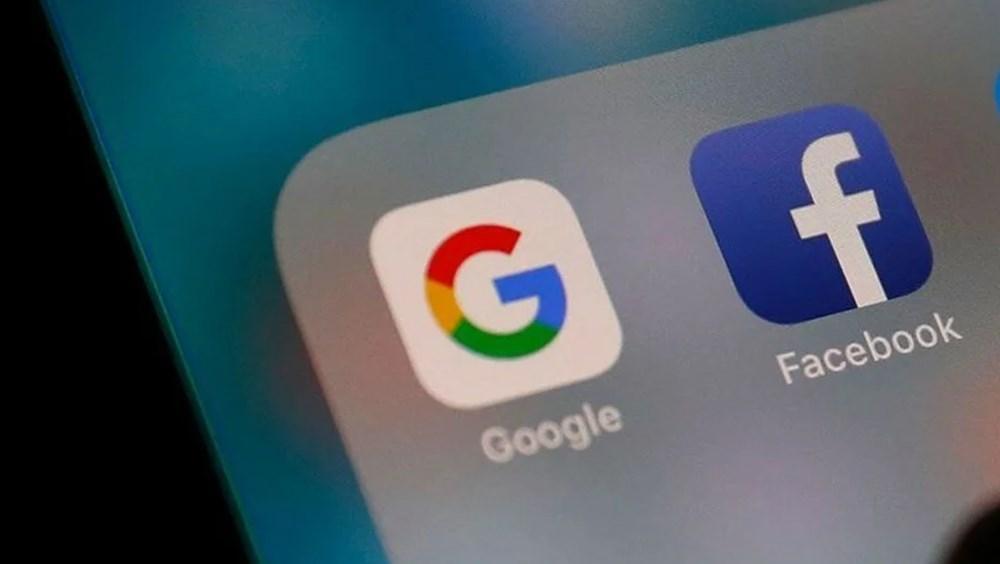 Facebook ve Google'dan aşı kararı