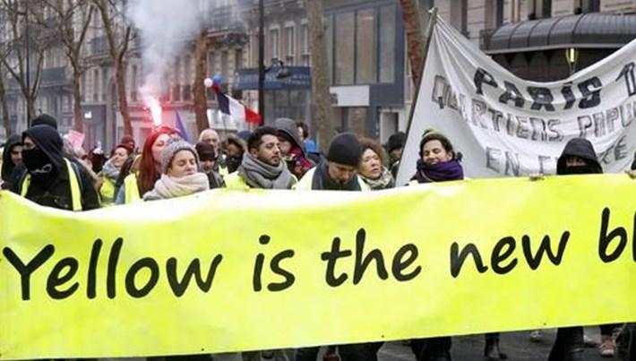 Sarı Yelekliler siyasete giriyor