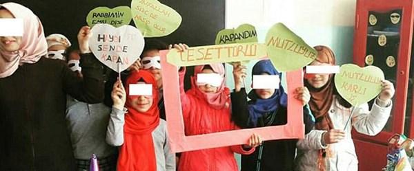 Şanlıurfa'da kız çocuklarının 'kapanma partisi'ne soruşturma