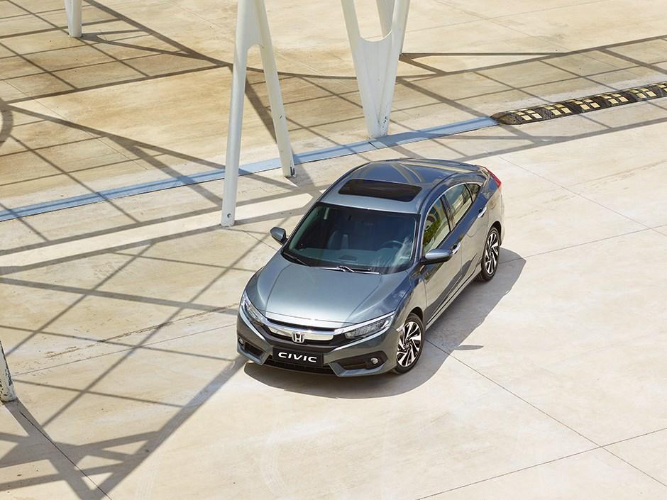 <p>Civic Sedan1.6L Dream - Düz- Benzin</p> <p>Fiyatı162.200 TL</p>