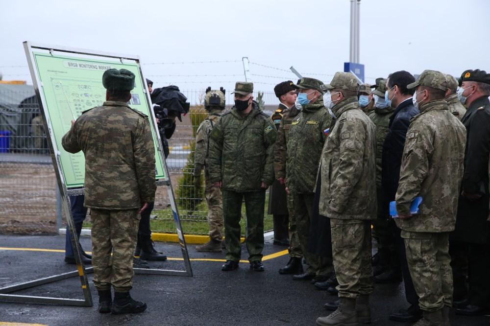 Dağlık Karabağ'da Türk-Rus Ortak Gözlem Merkezi faaliyete başladı - 19