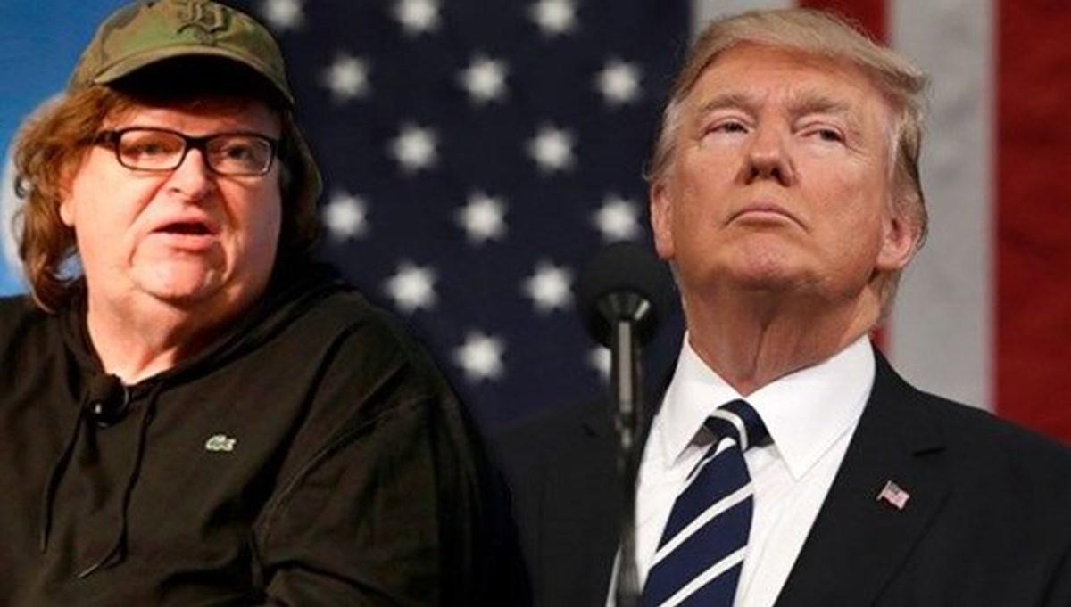 Michael Moore: Trump yaptıklarının bedelini hapis yatarak ödemeli