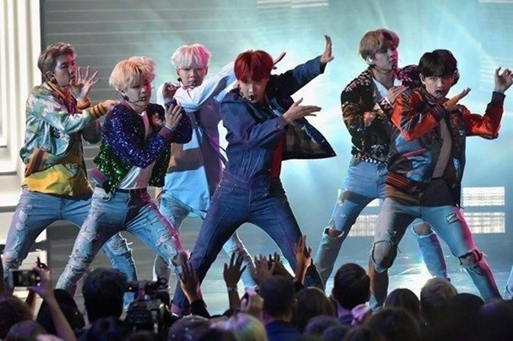 BTS üyeleri servet kazanacak - 5