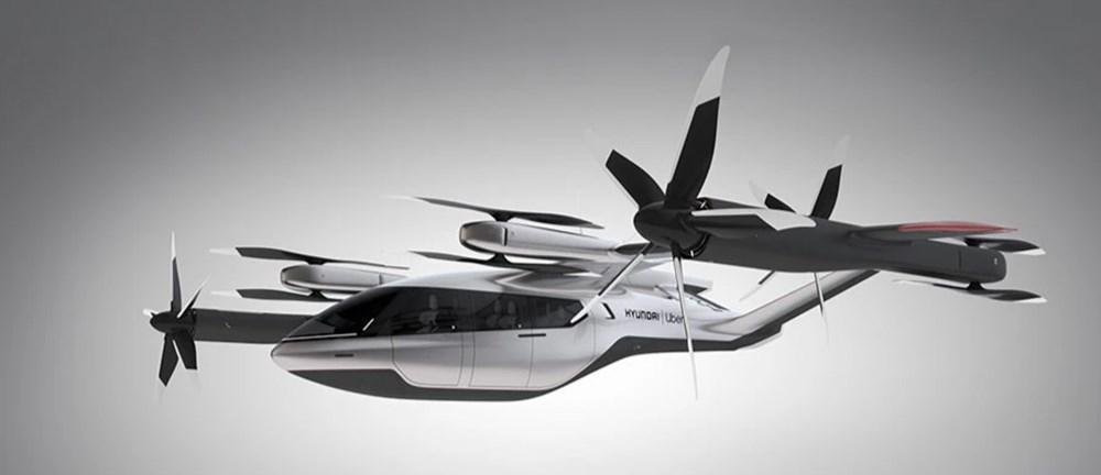 İngiltere, dünyanın ilk uçan otomobil havalimanını inşa ediyor - 5