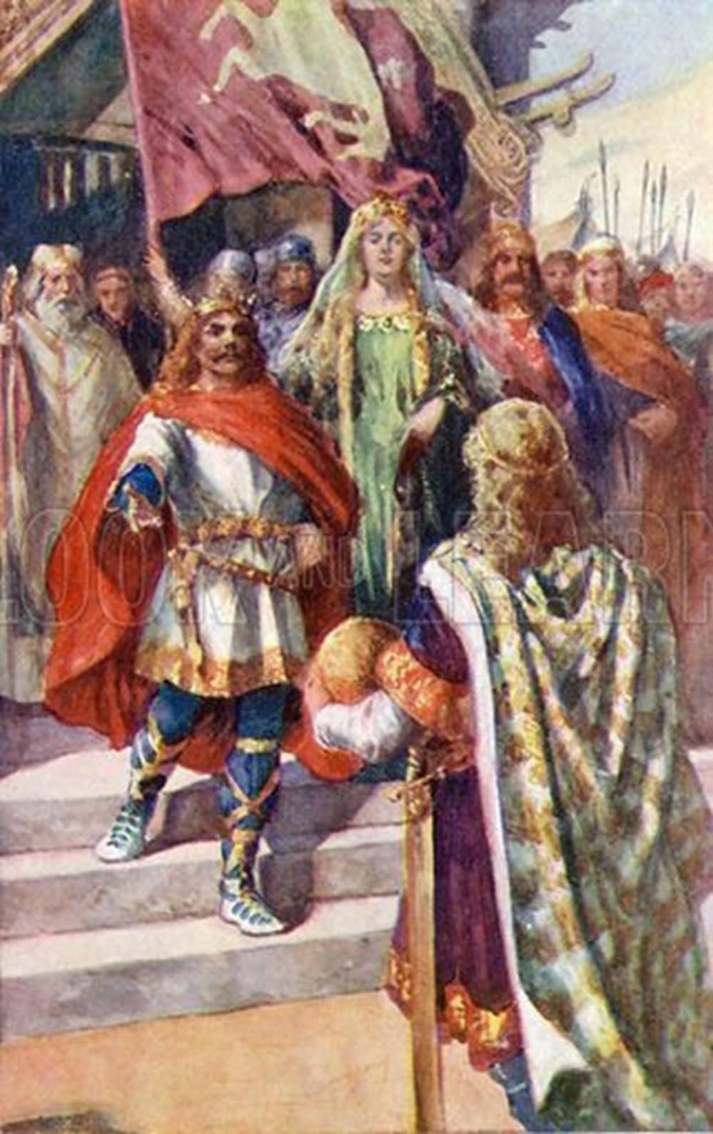 Orta Çağ'ın en güçlü kadınlarından biriydi: Mersiya Kraliçesi Cynethryth'in mezarı bulundu - 7