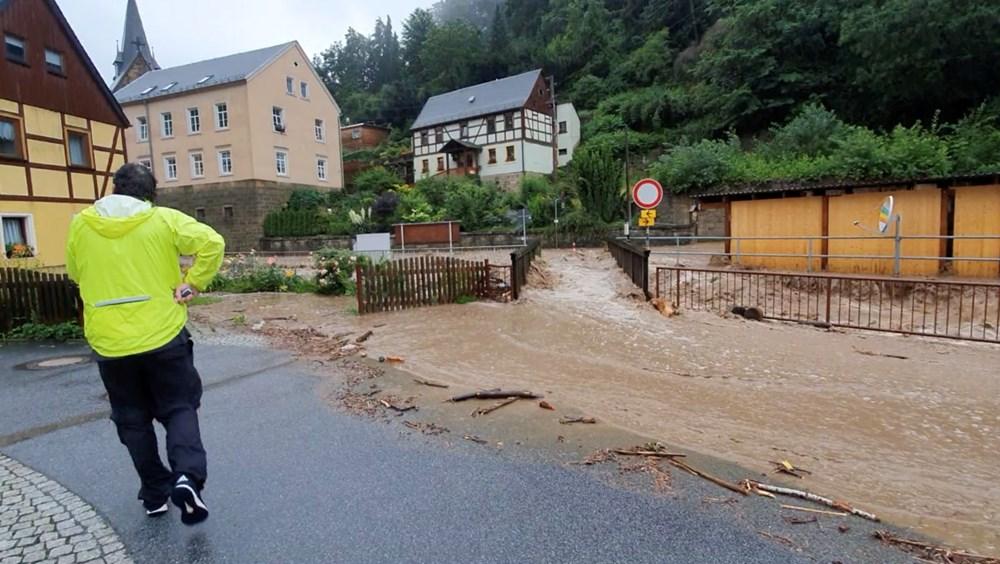 Almanya'da sel felaketinde ölü sayısı 156'ya yükseldi - 16