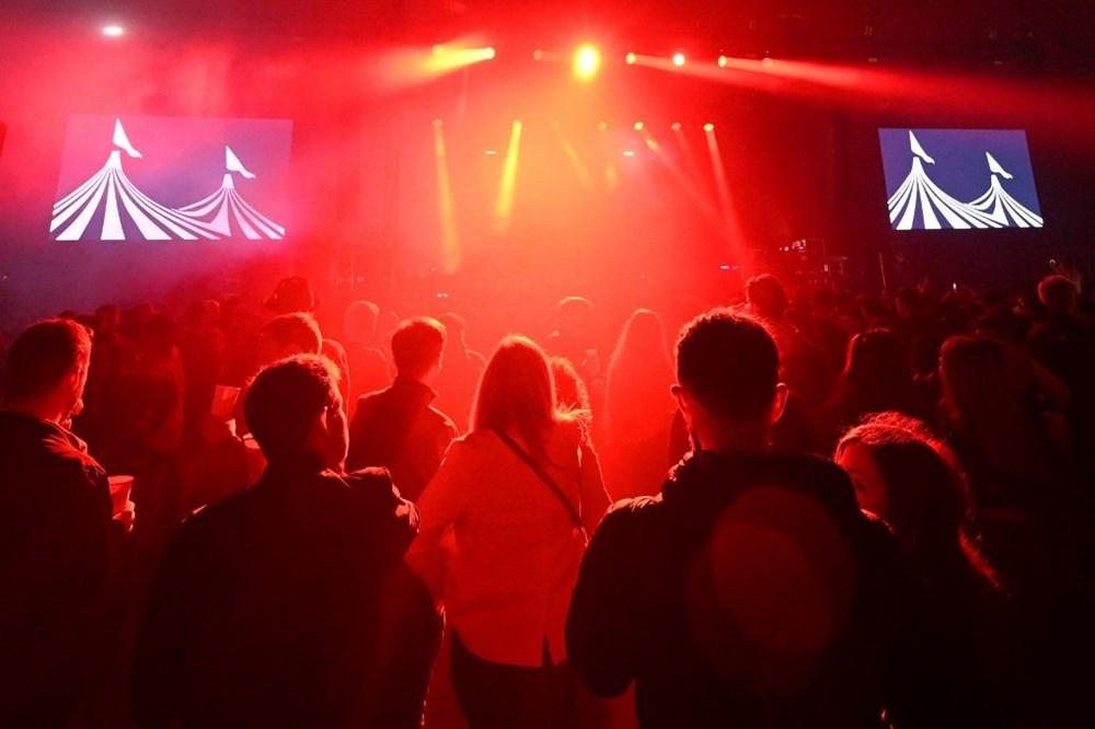 İngiltere'de aylar sonra ilk müzik festivali - 6