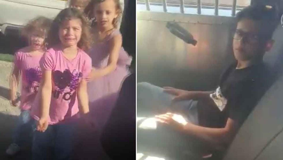 Kudüs'te 10 yaşındaki çocuğa gözaltı