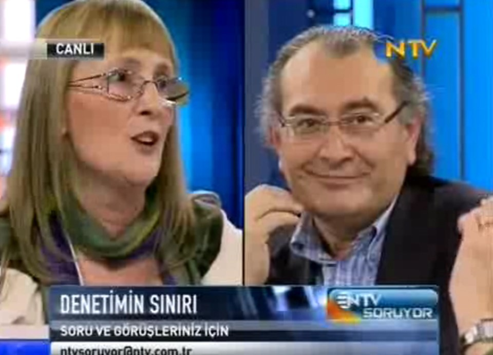 Doç. Dr. Hülya Uğur Tanrıöver - Prof. Dr. Nevzat Tarhan