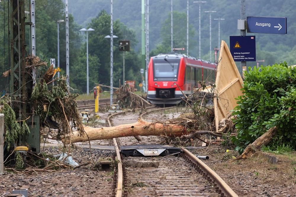 Almanya'da sel felaketinde ölü sayısı 156'ya yükseldi - 5