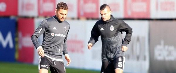 Pepe ve Tosiç'ten iyi haber geldi