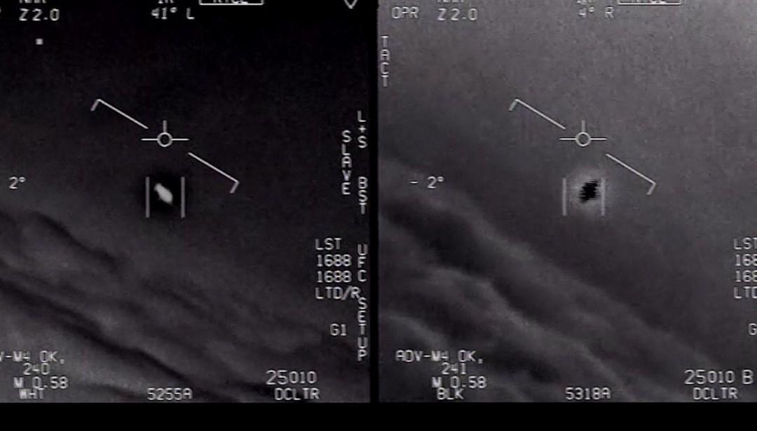 Pentagon, UFO görüntülerini araştıracak bir departman kurdu