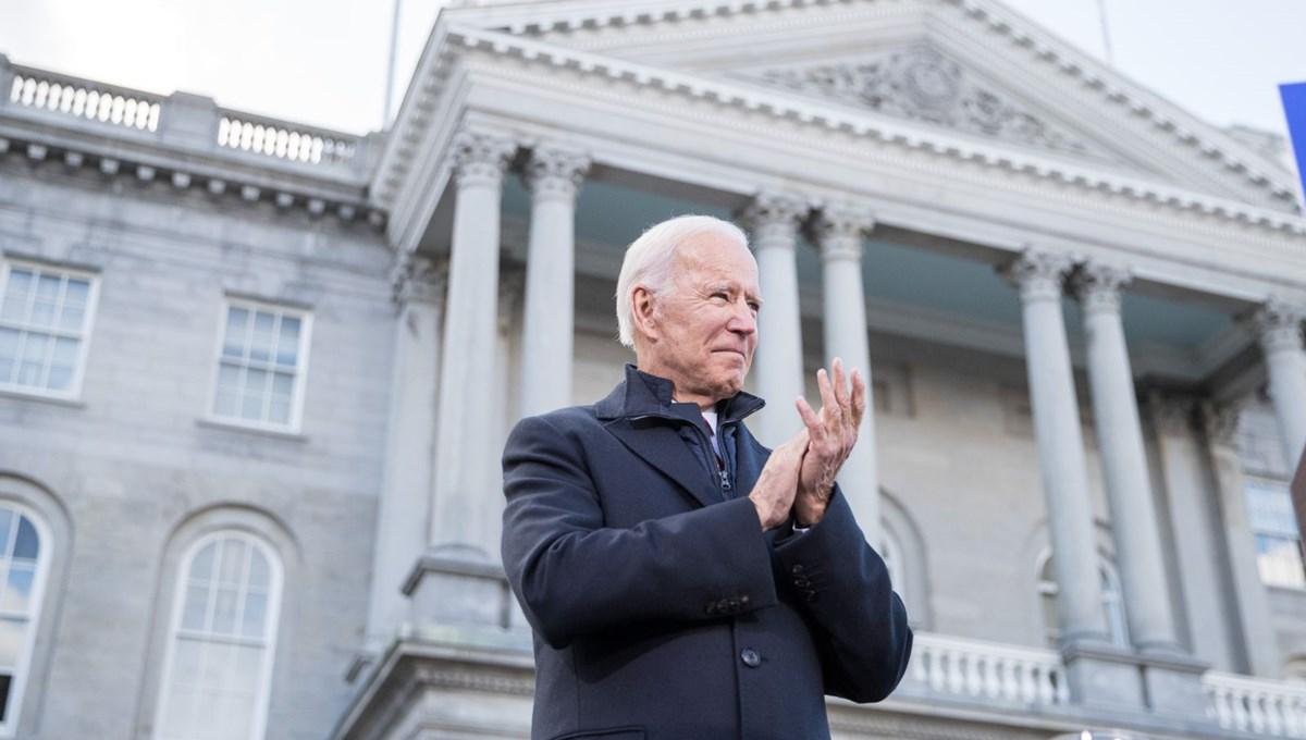 Joe Biden'ın yemin töreni öncesi Beyaz Saray'da halı temizliğine 44 bin dolar harcandı