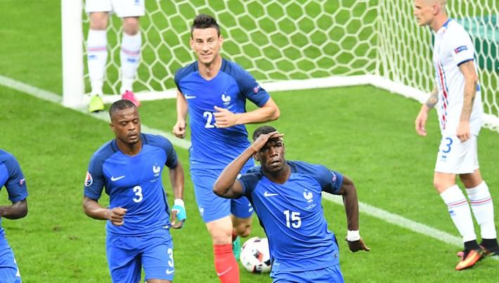 Son bilet Fransa'nın!