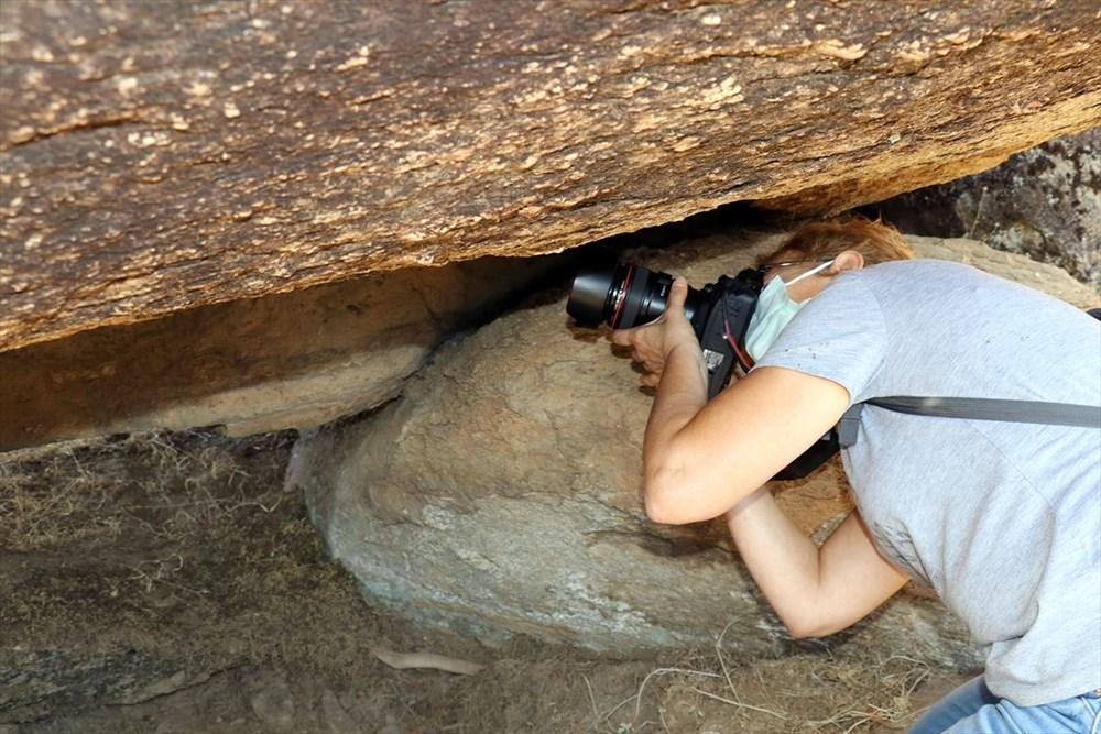 Latmos'daki kaya resimleri, dünyaya kardeşlik mesajıyla tanıtılacak - 11