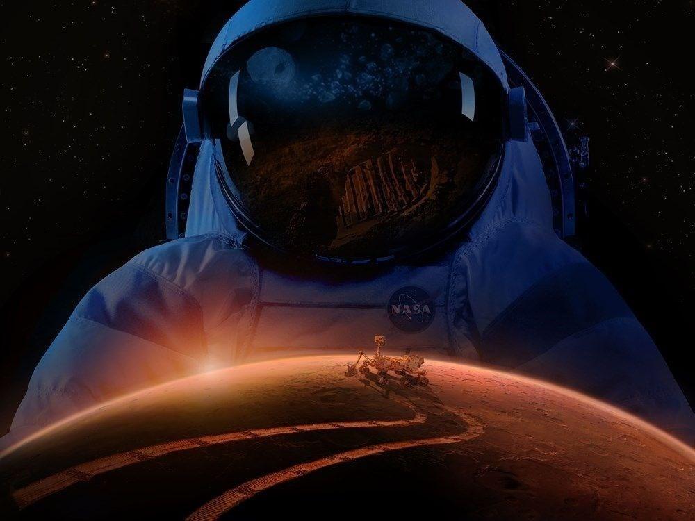 Mars hayaline bir adım daha yaklaştık: 10 kat daha hızlı gidecek roket geliştirildi - 1