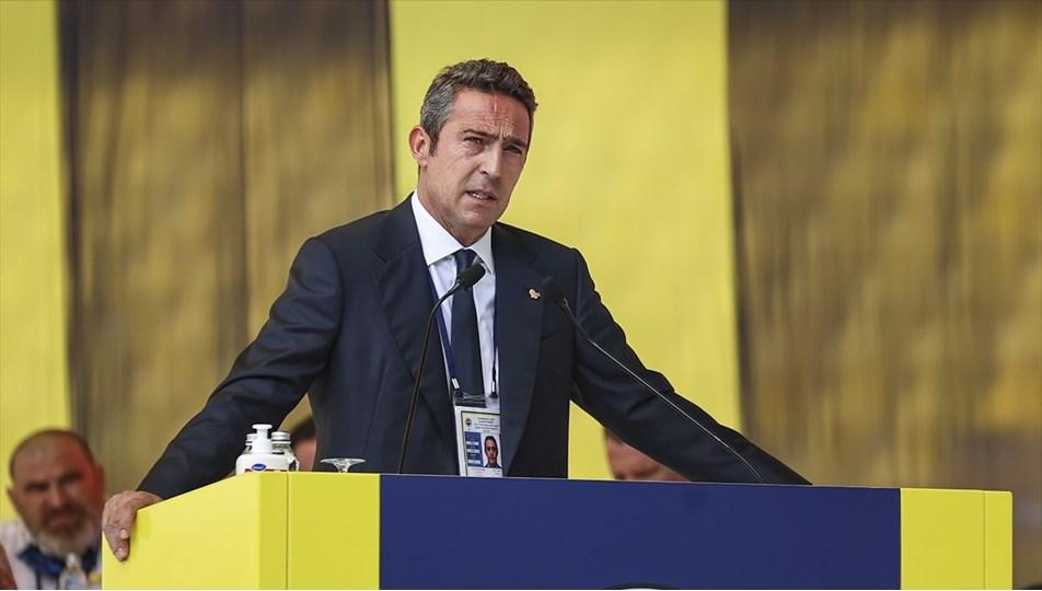 Ali Koç Fenerbahçe Başkanı Oldu. Seçim Sonuçları Sonrası Planlarını Anlattı.