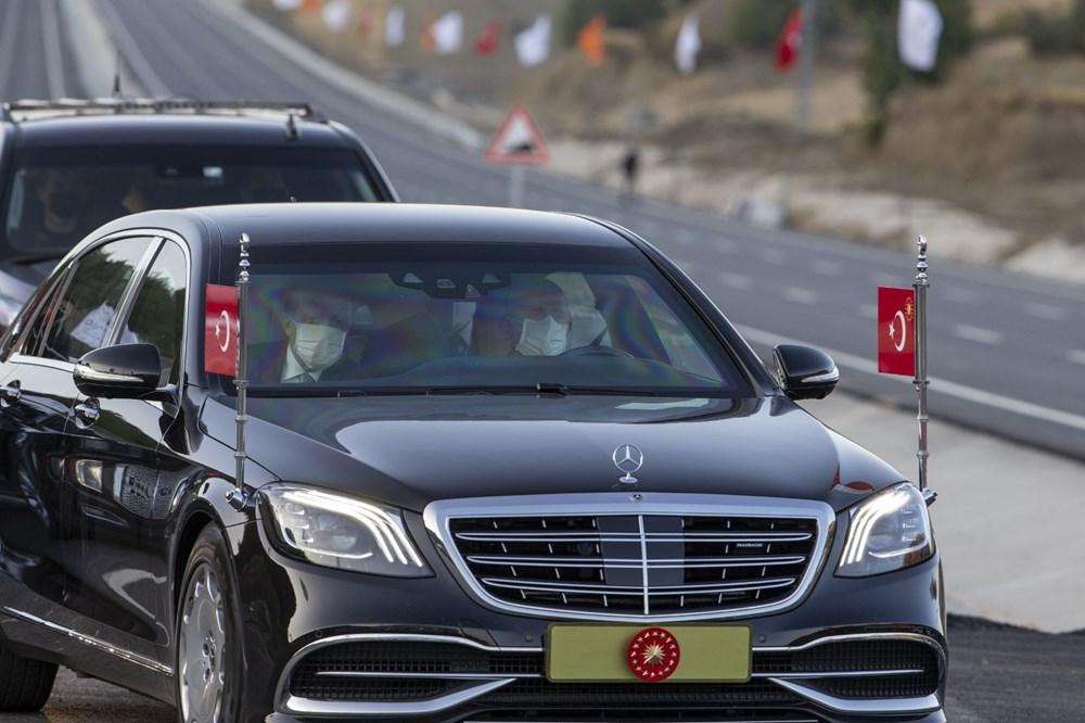 11 tünelli Kahramanmaraş-Göksun yolu açıldı: Süre 39 dakika kısalacak - 9