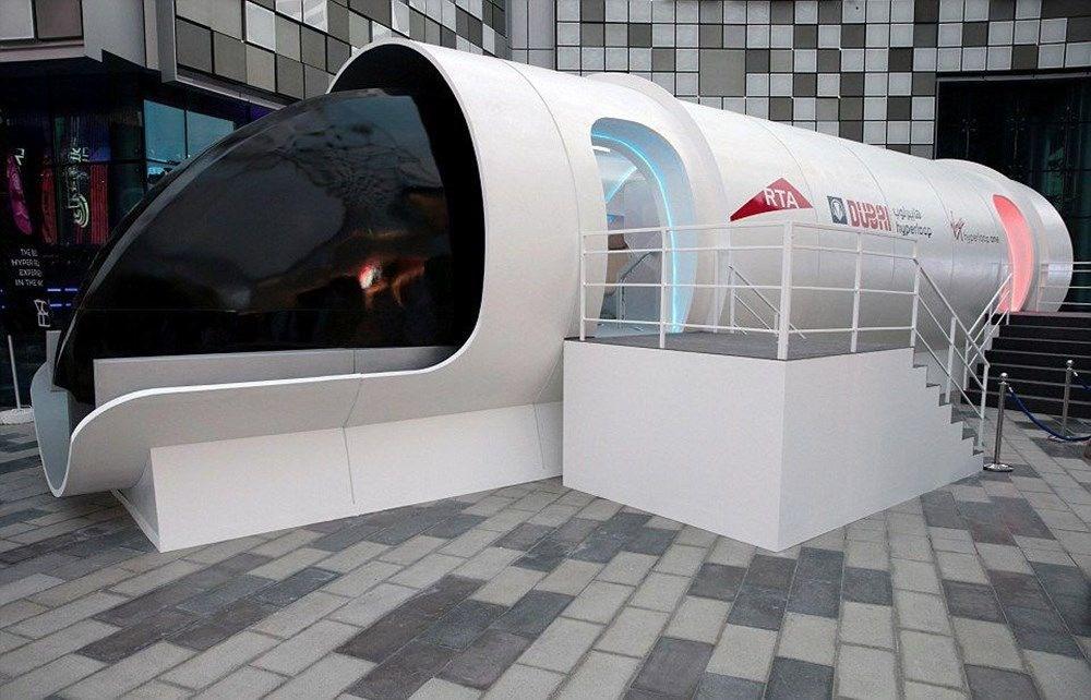 Hyperloop insanlı testlere başladı (Saatte 1000 kilometre hıza ulaşacak) - 3