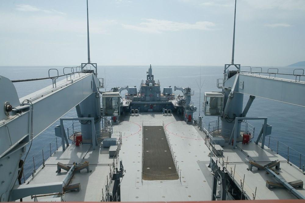 Türkiye'nin ilk silahlı insansız deniz aracı, füze atışlarına hazır - 228