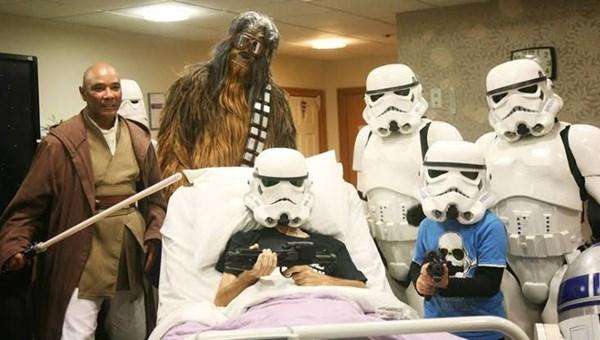 Hastanede