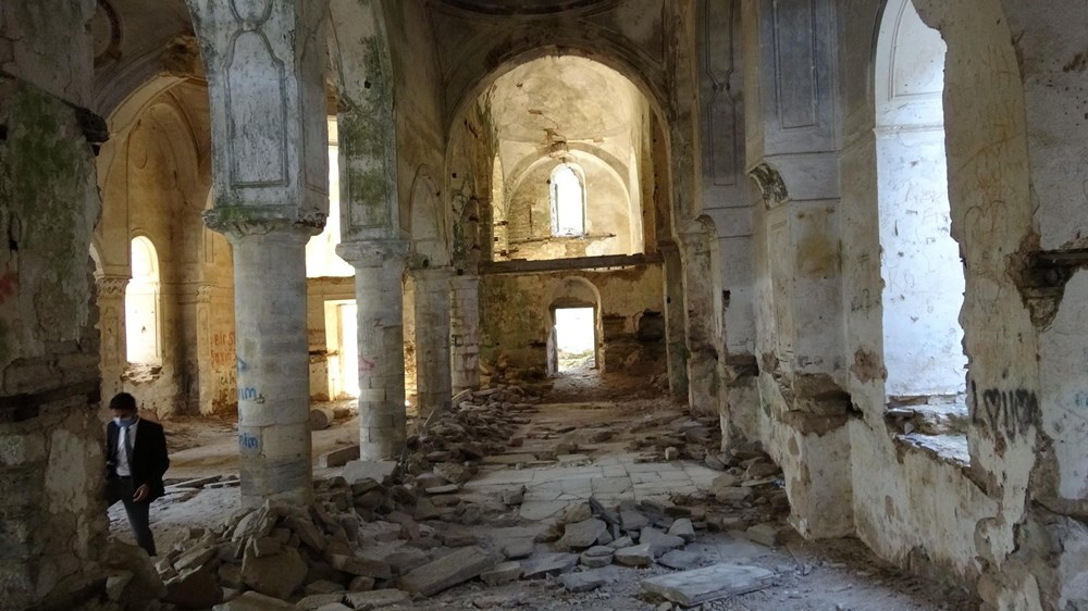Aziz Nikolaos Kilisesi (Noel Baba) restore ediliyor - 7