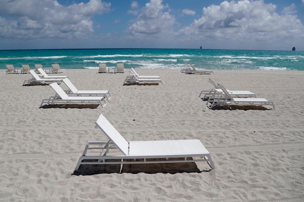Corona virüs önlemi: Miami'nin tüm plajları kapatılıyor - 4