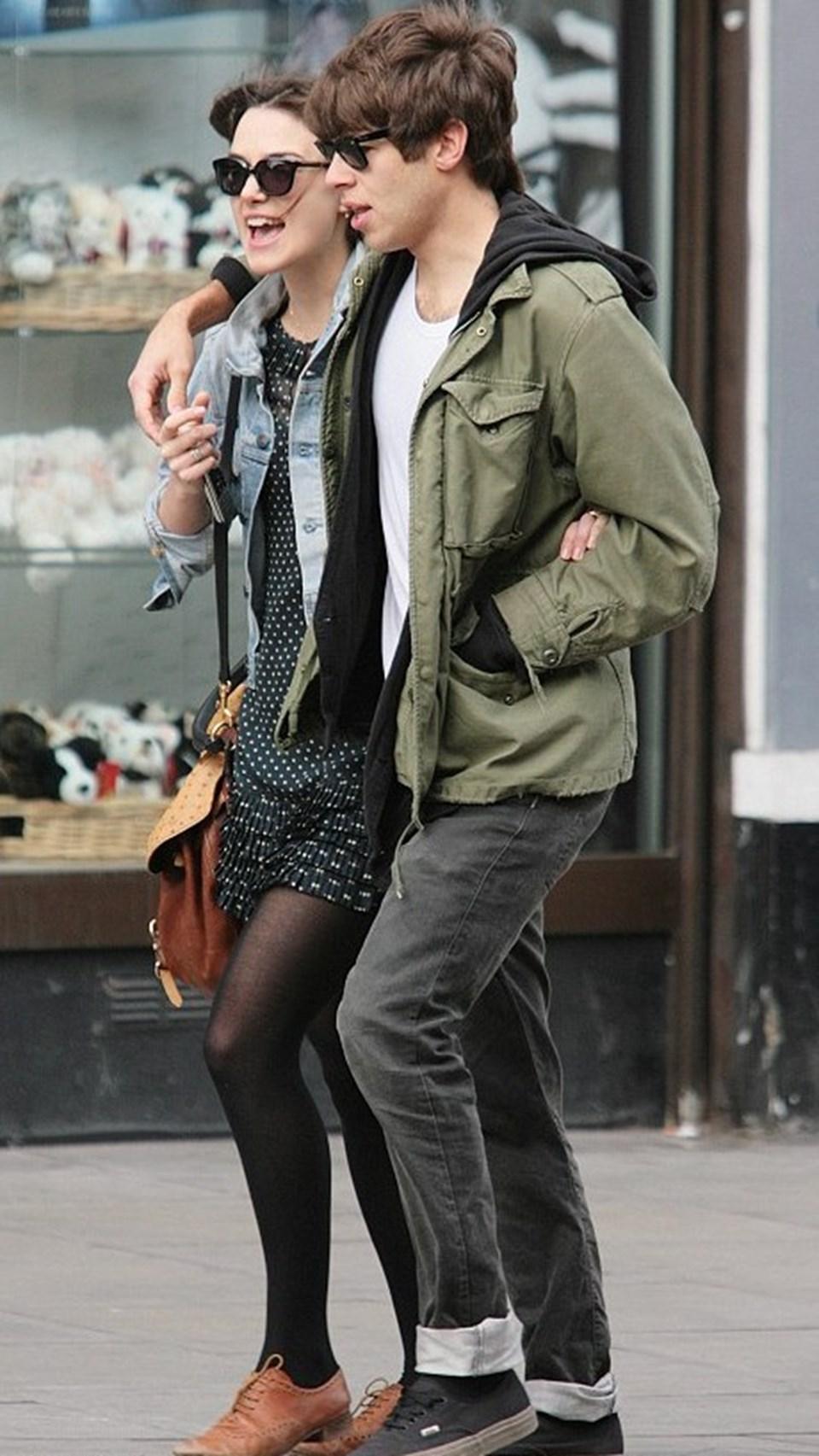 Keira Knightley ve Rupert Friend