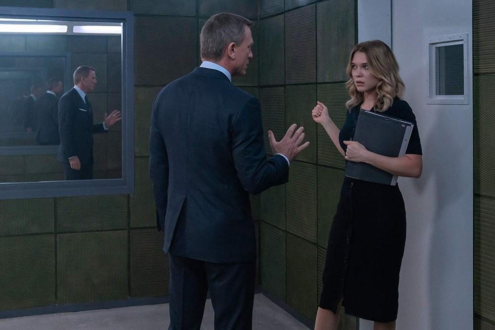 James Bond serisinin 25. filmi No Time To Die'ın dijital platformda yayınlanacağı yalanlandı - 3