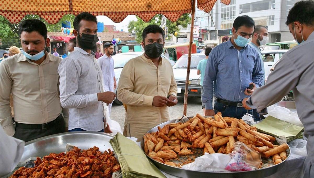 Street flavors of Pakistan