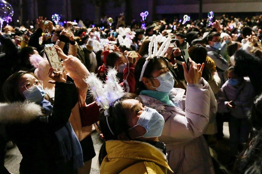 Wuhan'da yeni yıl kutlamaları - 6
