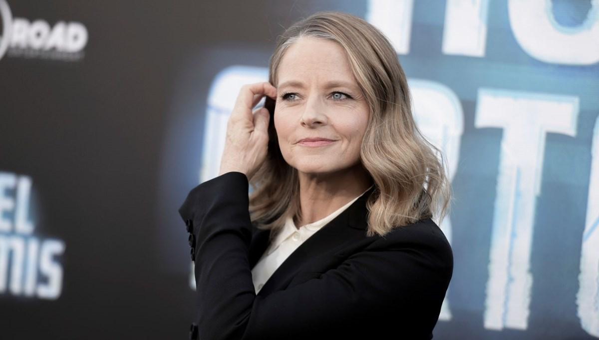 Jodie Foster'a Cannes'dan özel ödül