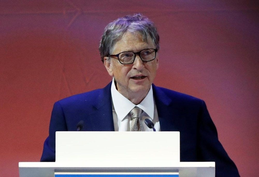 Bill Gates announces 2 global disaster forecast - 6
