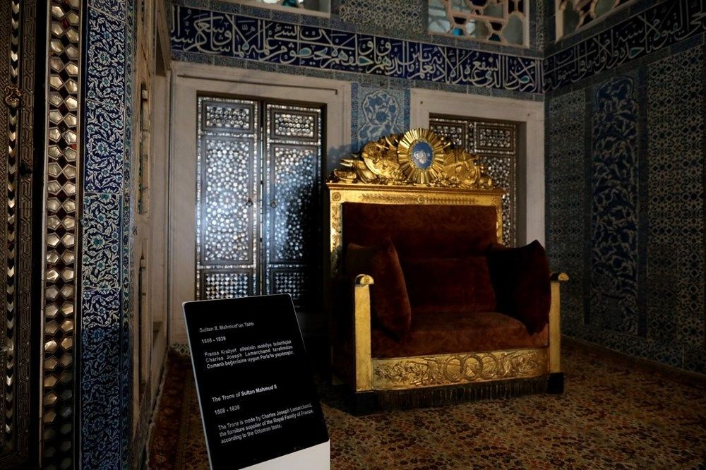 Dünyanın en görkemli müzelerinden birisi: Topkapı Sarayı - 7